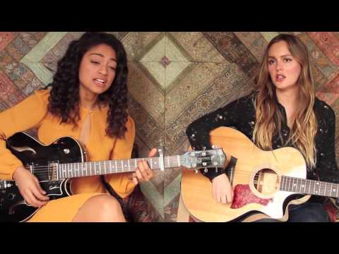 The Everly Brothers - I Wonder if I Care as Much (Cover) by Dana Williams and Leighton Meester