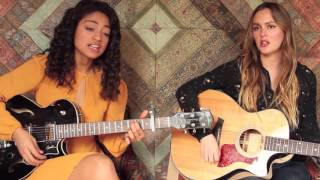 Repeat youtube video The Everly Brothers - I Wonder if I Care as Much (Cover) by Dana Williams and Leighton Meester