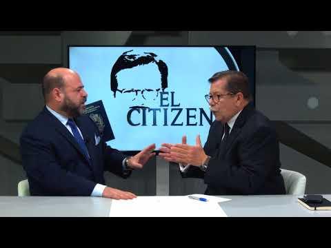 """EL CITIZEN SEG.05/ CARRASQUERO: """"EL QUE VA A TUMBAR EL GOB. ES EL GENERAL HAMBRE"""". 07/01"""