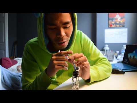 Mini Water Glass  Pipe