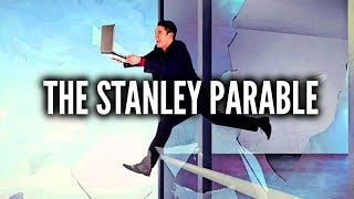 Jumping Out A Window In The Stanley Parable
