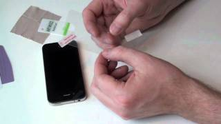 iPhone 4 ScratchStopper Anti-Fingerprint von Artwizz