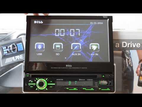 Dvd Auto Boss Audio Bv9979b
