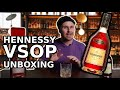 HENNESSY VSOP (Very Superior Old Pale) Unboxing! 2020 Edition - First Cognac Impressions.