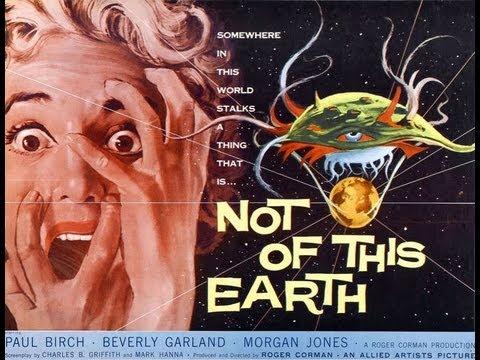 Emisario de otro mundo (1957, Roger Corman) sub español - película completa