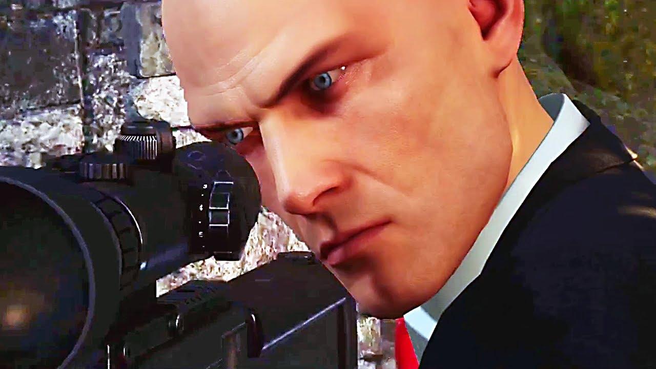 Hitman 2 Gameplay Trailer New 2018 Ps4 Xbox One Pc Youtube