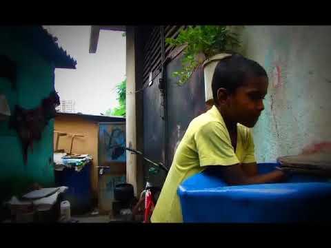 Aur slum boy sahil kanya pada dhaakad kampound