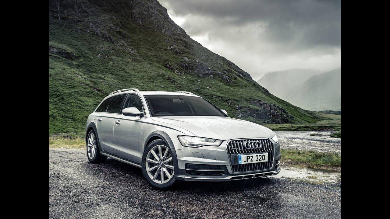 2016 Audi A6 Allroad Suv