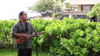 TOP WEDDING SONG HAWAII, Somewhere Over the Rainbow/Wonderful World cover by Bula Akamu