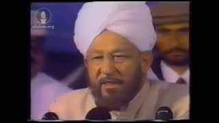 Jalsa Salana UK 1991 - Opening Address by Hazrat Mirza Tahir Ahmad, Khalifatul Masih IV(rh)