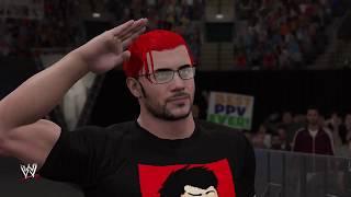 Markiplier vs Jack SepticEye Wrestling action #15