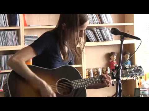 Sera Cahoone: NPR Music Tiny Desk Concert
