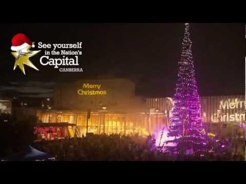 Australian Capital Tourism Christmas Message 2012