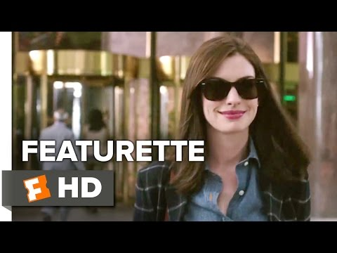 The Intern Featurette - Meet Jules (2015) - Robert De Niro, Anne Hathaway Movie HD
