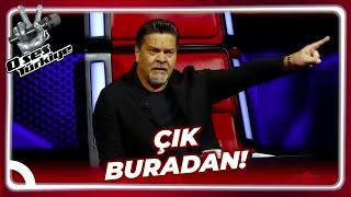 Beyaz Show'un Solisti Sahneye Çıktı Stüdyo Karıştı! | O Ses Türkiye 19. Bölüm