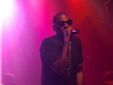 Jayz Performing Allure  at Blender Theater