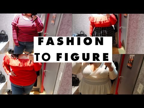 Fashion To Figure⎢Plus Size Inside The Dressing Room!