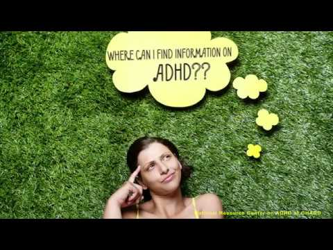 National Resource Center on ADHD at CHADD