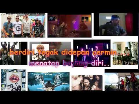 Kaisar - Garis Garis Bintang Karaoke HD