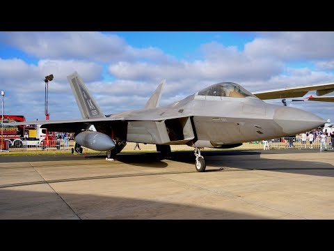 2017 Australian International Airshow Highlights (flying and static displays) - Avalon Airport