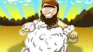 WKŁADAM SIANO, WYCIĄGAM WEŁNĘ?! NOWE UBRANIA! | DAWN OF MAN #3