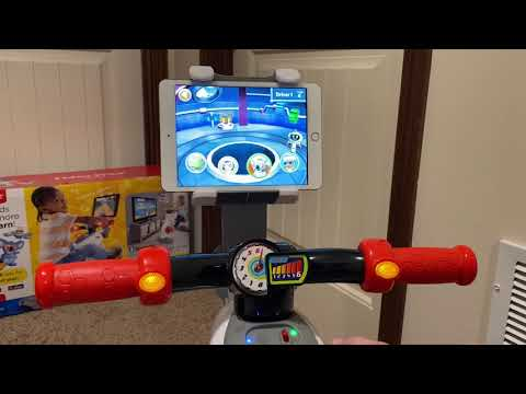 Fisher Price Smart Cycle - Assembly 10 Min - Mini Peloton