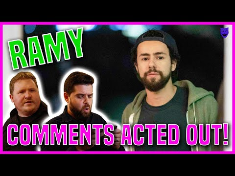 RAMY - SERIES TRAILER | YouTube Comment Theater