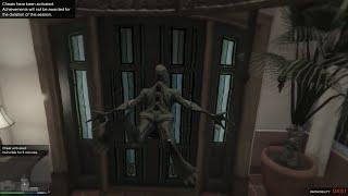 GTA 5 Mods #29 - Quái vật đầu Chuối đã trở lại