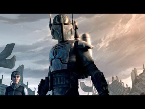 star wars the clone wars - mandalorians death watch - youtube
