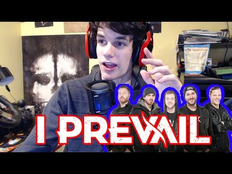I Prevail - Stuck in Your Head REACTION IPrevailBand