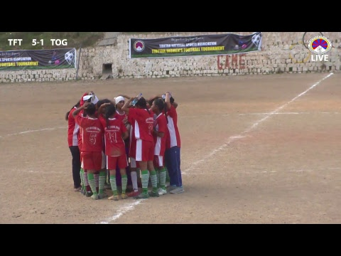 Tibetan Women Football Tournament