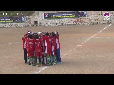 Tibetan Women Football Tournament