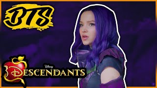 Descendants Camera Test Rehearsal from DWTS (Choreography by Paul Becker)