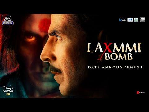 Laxmii Motion Poster