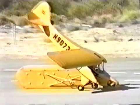 Oops 1993 Model Airplane Crash Compilation 1993 Werner Kopp