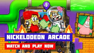Nickelodeon Arcade · Game · Gameplay