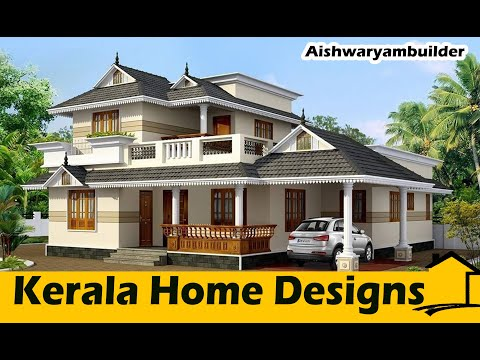 Home models in kerala states