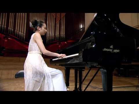 Arisa Onoda – Ballade in G minor Op. 23 (first stage)