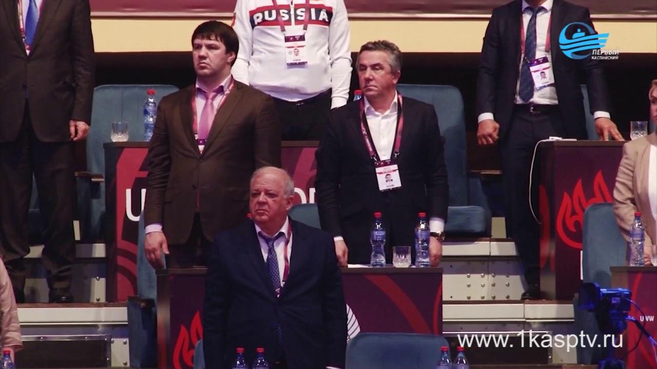 Самое долгожданное и зрелищное спортивное событие Дагестана, свершилось. Начался Чемпионат Европы по спортивной борьбе 2018