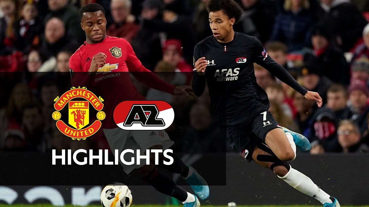Highlights Manchester United – AZ | Europa League