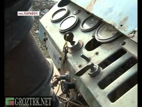 Житель Чечни изобрел собственный автомобиль