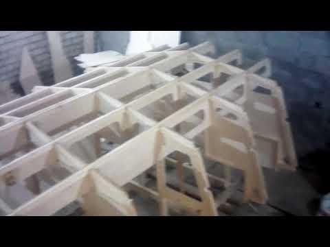 Строительство катеров и яхт своими руками . часть 3.