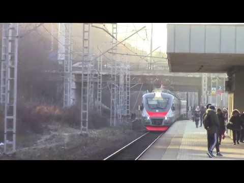 ЭП2Д-0055 и ЭП2Д-0023, платформа Покровское-Стрешнево