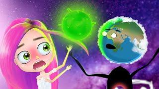Если бы планета была человеком анимация NaStik