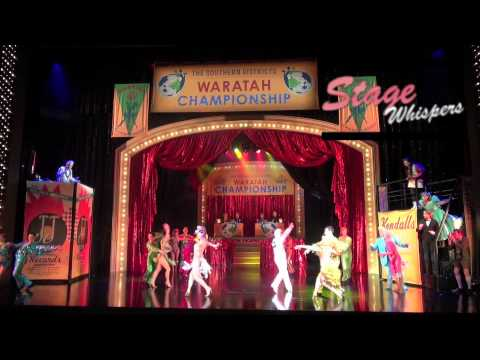 Strictly Ballroom the Musical - World Premiere