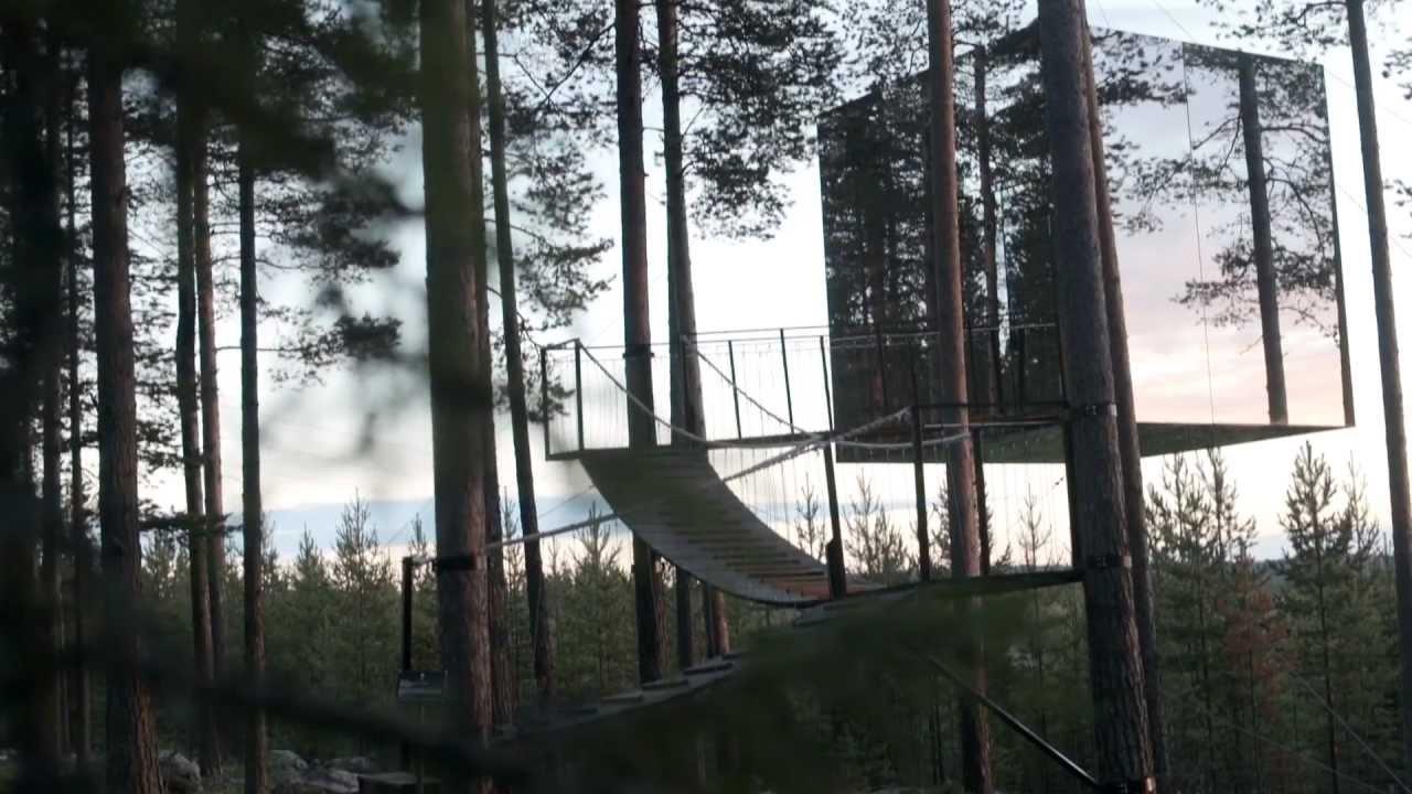 Treehotel I Harads Swedish Lapland Youtube