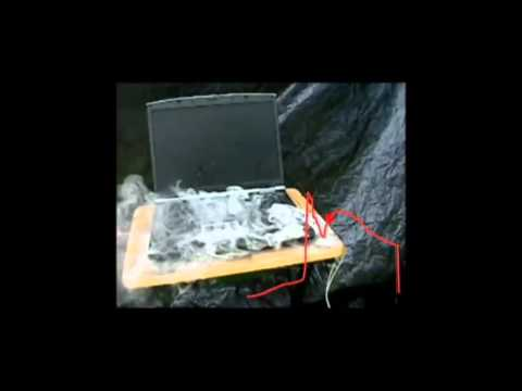 Laptop battery in thermal runaway youtube for Thermal watches
