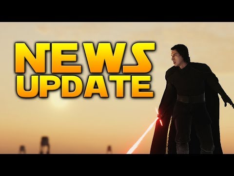 NEWS UPDATE: New Music Recorded For Future Content & New Maps For Hero Showdown - Battlefront 2