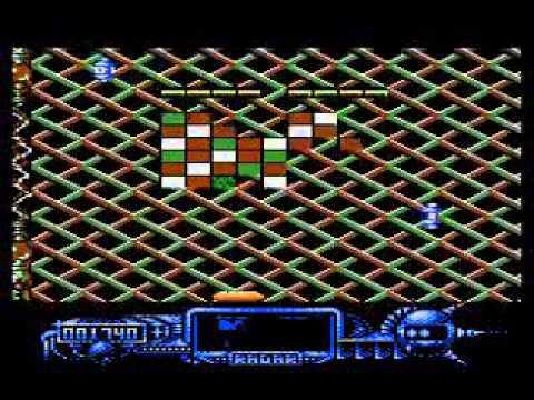 Exploding Wall - Atari 8-bits game