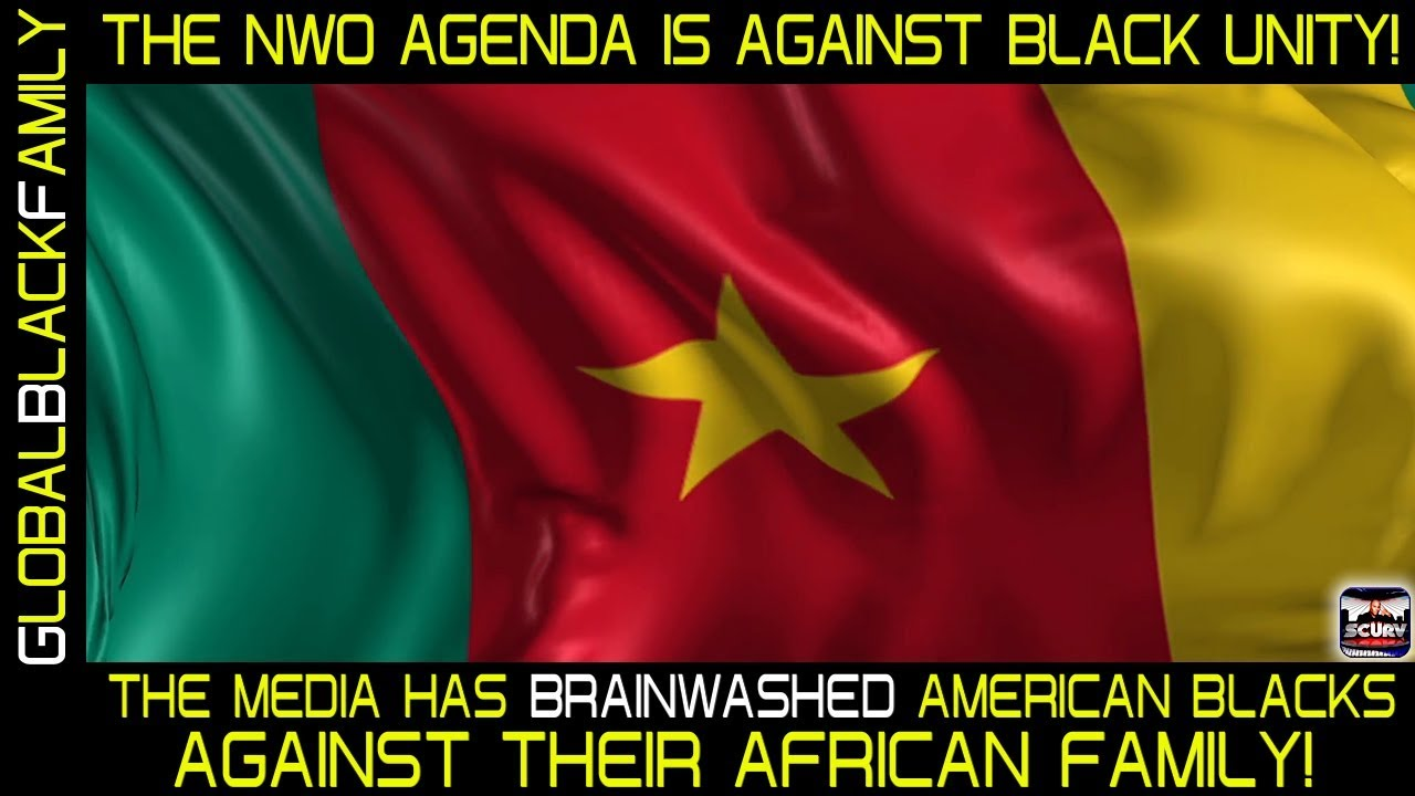 THE MEDIA HAS BRAINWASHED AMERICAN BLACKS AGAINST THEIR AFRICAN FAMILY! - THE LANCESCURV SHOW